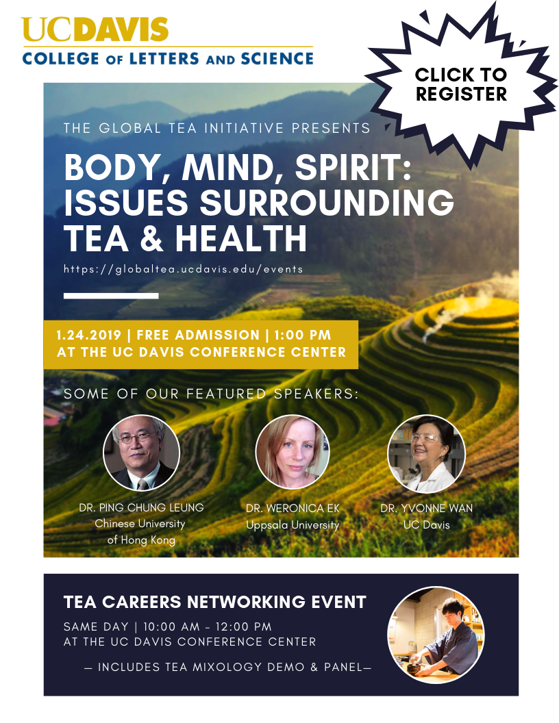 2019 Global Tea Initiative Colloquium | Global Tea Initiative